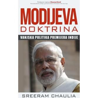 Sreeram Chaulia: Modijeva doktrina: Vanjska politika premijera Indije